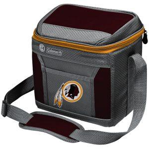 Coleman Washington Redskins 9-Can 24-Hour Soft-Sided Cooler