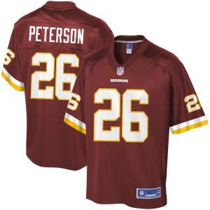 Men's Washington Redskins Adrian Peterson NFL Pro Line Burgundy Player Jersey