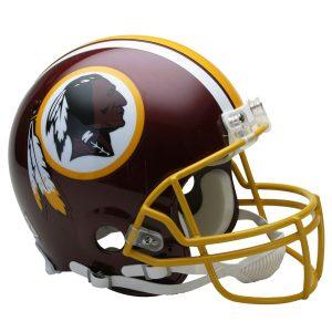 Riddell Washington Redskins VSR4 Full-Size Authentic Football Helmet