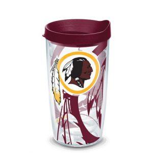 NFL® Washington Redskins Genuine Wrap With Travel Lid