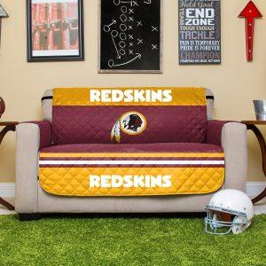 Washington Redskins Red Love Seat Protector